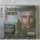 CHILDREN OF MEN – ORIGINAL SOUNDTRACK CD.