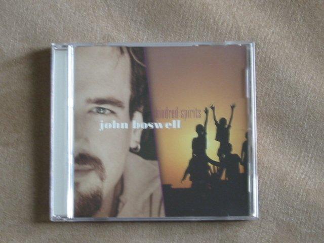 JOHN BOSWELL - KINDRED SPIRITS - new CD