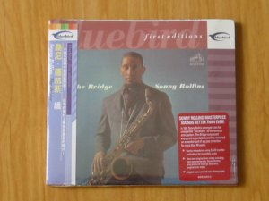 SONNY ROLLINS - THE BRIDGE - New and sealed CD