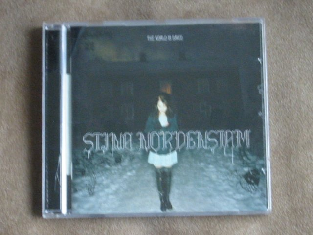 Stina Nordenstam - The World is Saved.
