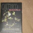 CALEXICO - LIVE AT THE BARBICAN - NEW DVD