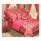 # 38598 Designer Bedroom Ensemble (RED)