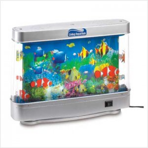 #   38716	LIVING AQUARIUM LAMP