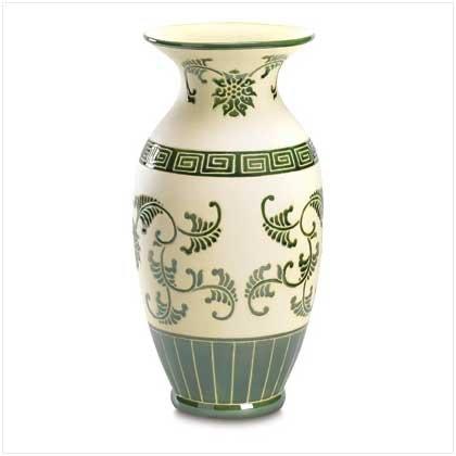 #    38739      Gracious urn-shaped vase