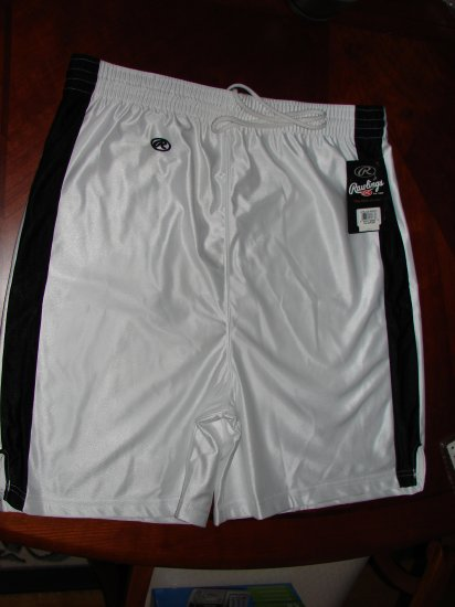 Rawlings Basketball Short - NWT - New in Package XXL