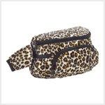 # 38727 Leopard Print Fanny Pack