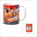 # 38891 Tony Stewart Sublimated Mug