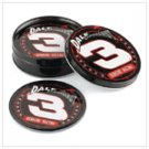 # 37409 Dale Earnhardt Tin Coaster Set