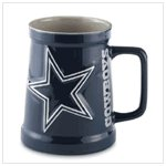 # 37338 NFL Dallas Cowboys Tankard