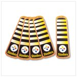 # 38335 Fan Blade Decorations - Pittsburgh steelers