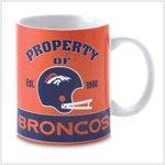 # 38575 Retro Denver Broncos Mug