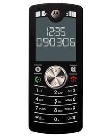 NEW MOTOROLA Dual Band SLEEK MOTO F-3 SLEEK PHONE BLACK. (Unlocked)