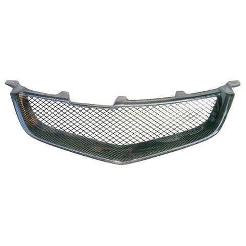 Honda Accord Euro R 2003-2005 Carbon Fiber Mesh Grille