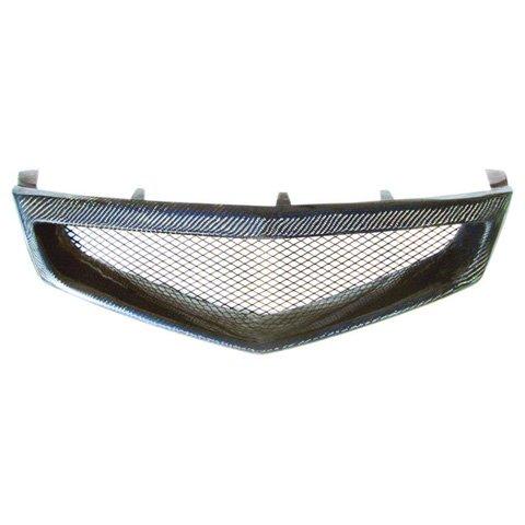 Acura TSX 2006-2008 Carbon Fiber Mesh Grille