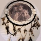 Large Dreamcatcher Mandella 3 Horses