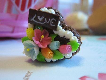 Love~ Cake ring!