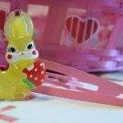 Berry Bunny - Yellow