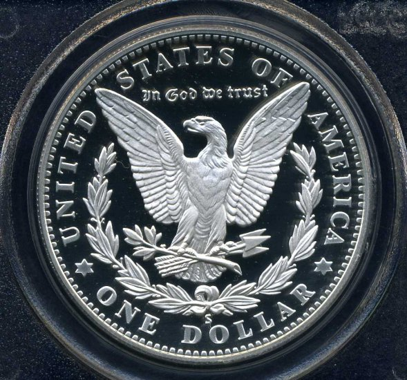 2006-S San Francisco Old Mint Silver Dollar PCGS PR69DCAM