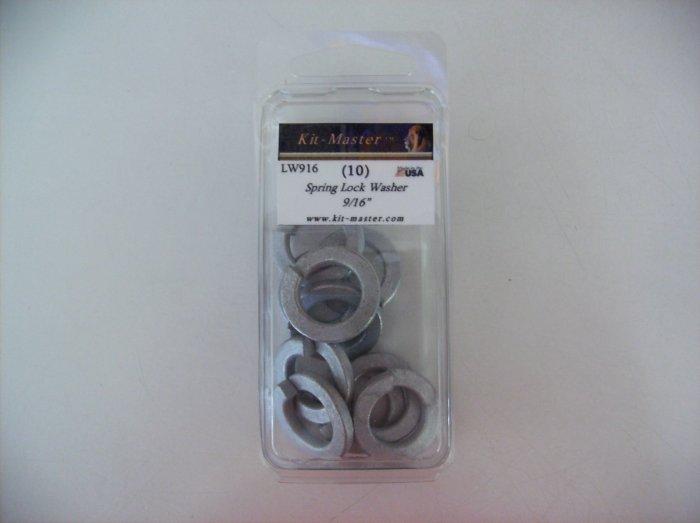 """Kit-Master 9/16"""" Spring Lock Washer LW916"""