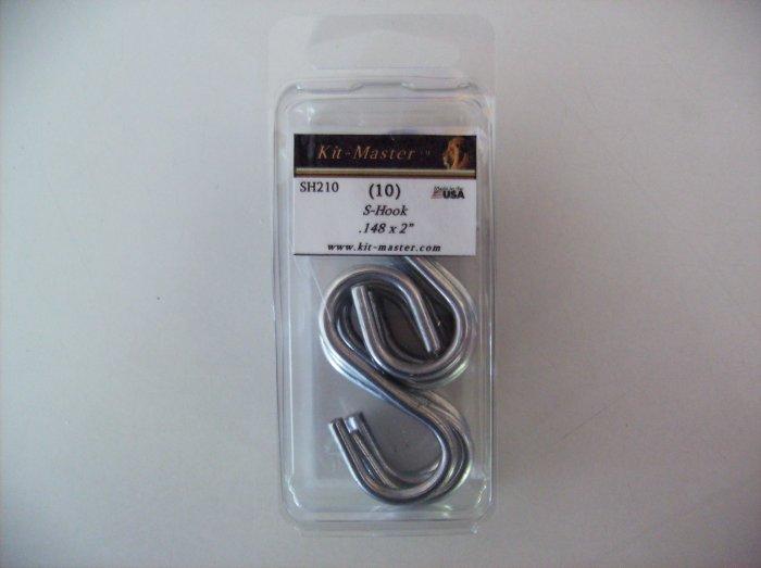 "Kit-Master 2"" S-Hook SH210"