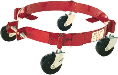 120 Oil Drum Dolly Up To 16 Gallons 300 #(National Spencer)