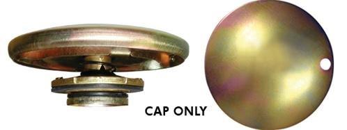 Cim-Tek 60003 PetroClear TVRC2 Fuel Tank Vapor Control Fill Cap (Cap Only)