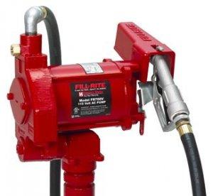 FR700V Tuthill/FillRite115vAC 20 GPM Pump Diesel/Gasoline Fuel Tank Transfer Pump