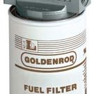 "56606 (595) 1"" Npt Diesel/Gas Filter Assembly (GoldenRod)"