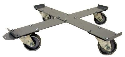 138S Oil Drum Dolly Up To 55 Gallons 500 #(National Spencer)
