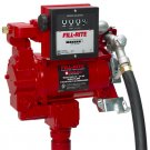 FR311V Tuthill/FillRite 115vAC 35 GPM Pump Diesel/Gasoline Fuel Tank Transfer Pump with Meter
