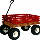 """800 SpeedWay Express 26"""" x 40"""" Amish Made Toy Wagon  1100#"""