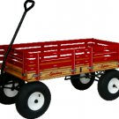 "630 SpeedWay Express 24"" x 48"" Amish Made Toy Wagon 1100#"