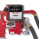 FR4211G Tuthill/FillRite 12vDC 19 GPM Pump Gasoline/Diesel Fuel Transfer Tank Pump