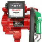 Fill-Rite - FR311VB - Fuel Transfer Pump, 3/4 HP, Up to 35 GPM