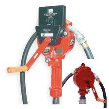 100ACC111 FillRite Hand Pump Gallons Meter Kit