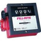"9011.5  1-1/2"" Npt Mechanical Flow Fuel meter (Fill-Rite)"