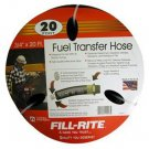 "FRH07520 Fill-Rite 3/4"" x 20 Ft  Fuel Tank Transfer Pump Hose"