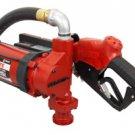 FR3210B FillRite 25 Gpm 12vDC Hi-Flo Fuel Pump,Auto Nozzle