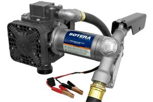 FR450B Tuthill/FillRite 115 vAC 13 GPM Electric Pump Diaphragm Chemical/Oil/Diesel Transfer Pump