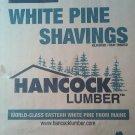 8.0 Cu Ft Bale Eastern White Pine Pet Litter Bedding Shavings