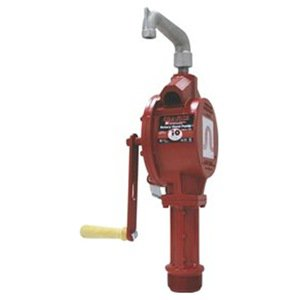 FR113 Fillrite Rotary Hand Pump with Pail Spout