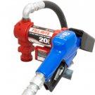 FR4210GARC Fillrite Hi-Flo 12vDC 20 GPM Arctic Series Pump