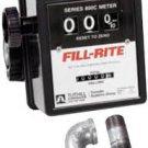 "BD807CMK Fillrite 5-20 Gpm Bio Diesel Meter 3/4"" Npt"