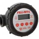 "820 Fillrite 1"" Nutating Disc Meter 2-20 GPM"