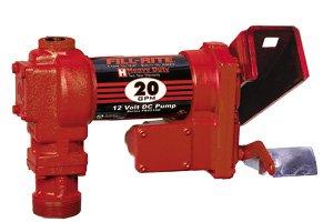 FR4205GE Fillrite 12V DC Hi-Flow 20 GPM Pump Only (BSPP)