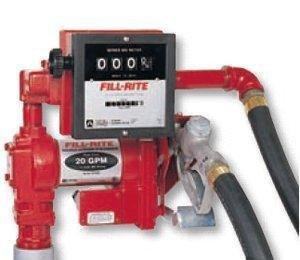FR4211GEL Tuthill/FillRite 12vDC 76 LPM Gasoline/Diesel Fuel Transfer Tank Pump (BSPP)