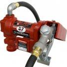 FR2410GE Tuthill/FillRite 24vDC 15 GPM Gasoline/Diesel Fuel Tank Transfer Pump (BSPP)