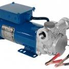 "FRSD120800N Fillrite DEF 12vDC 8 GPM 3/4"" Npt SS Rotary Vane Pump"