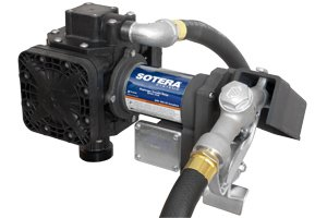 FR210B Fillrite 24vDC 13 GPM Oil/Antifreeze Diaphram Pump