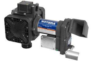 FR205B Fillrite 24vDC 13 GPM Oil/Antifreeze Diaphram Pump